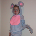 Homemade Costume Idea: Mouse