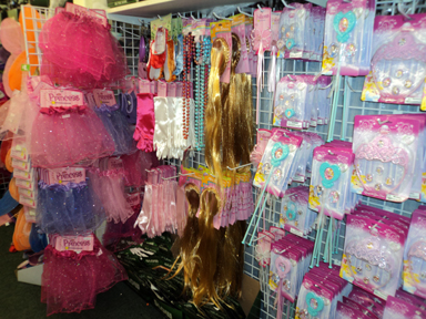Shop Your Dollar Store For Halloween Costume Accessories