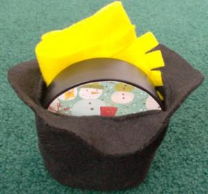 Family Gift Idea: Build a Snowman Kit