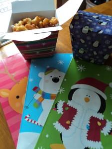 christmas recipes kids caramel puffcorn
