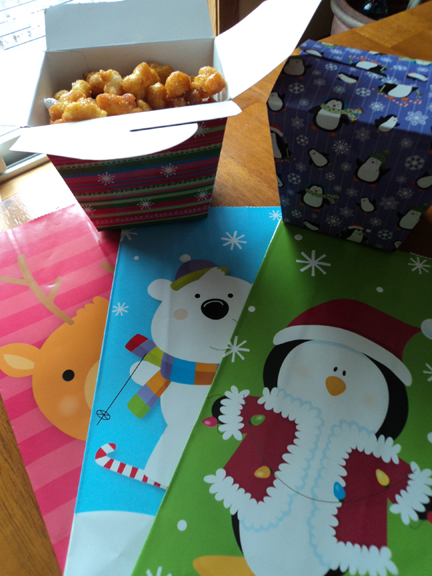 christmas recipes kids caramel puffcorn