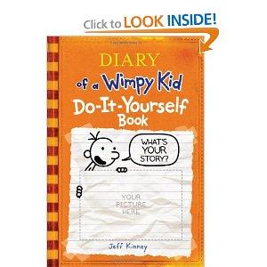 Wimpy kid diy book mommysavers solutioingenieria Choice Image