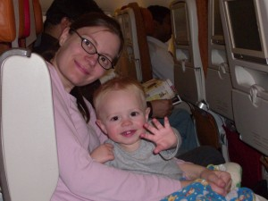 Frugal Foreigner: In-flight Entertainment for Kids (and Other Airplane Tips)