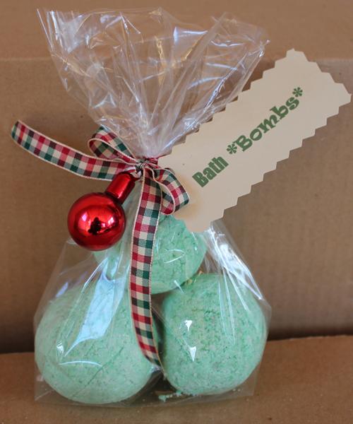 Homemade Diy Christmas Gifts: How To Make Homemade Bath Bombs