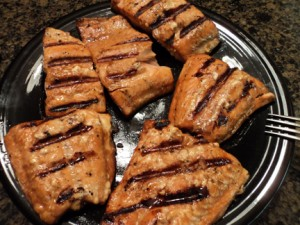 Easy Glazed Salmon Recipe + Target Sale and Coupon