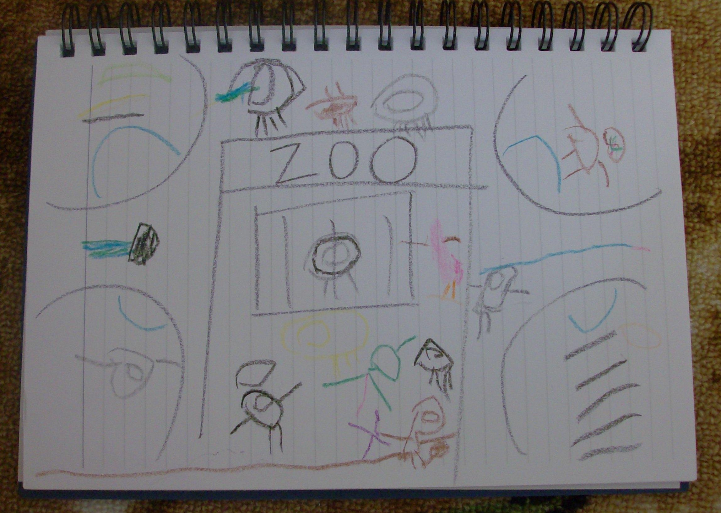 Kids Craft Scene Drawings Mommysavers