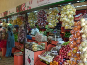 Frugal Foreigner: Grocery Shopping Trip