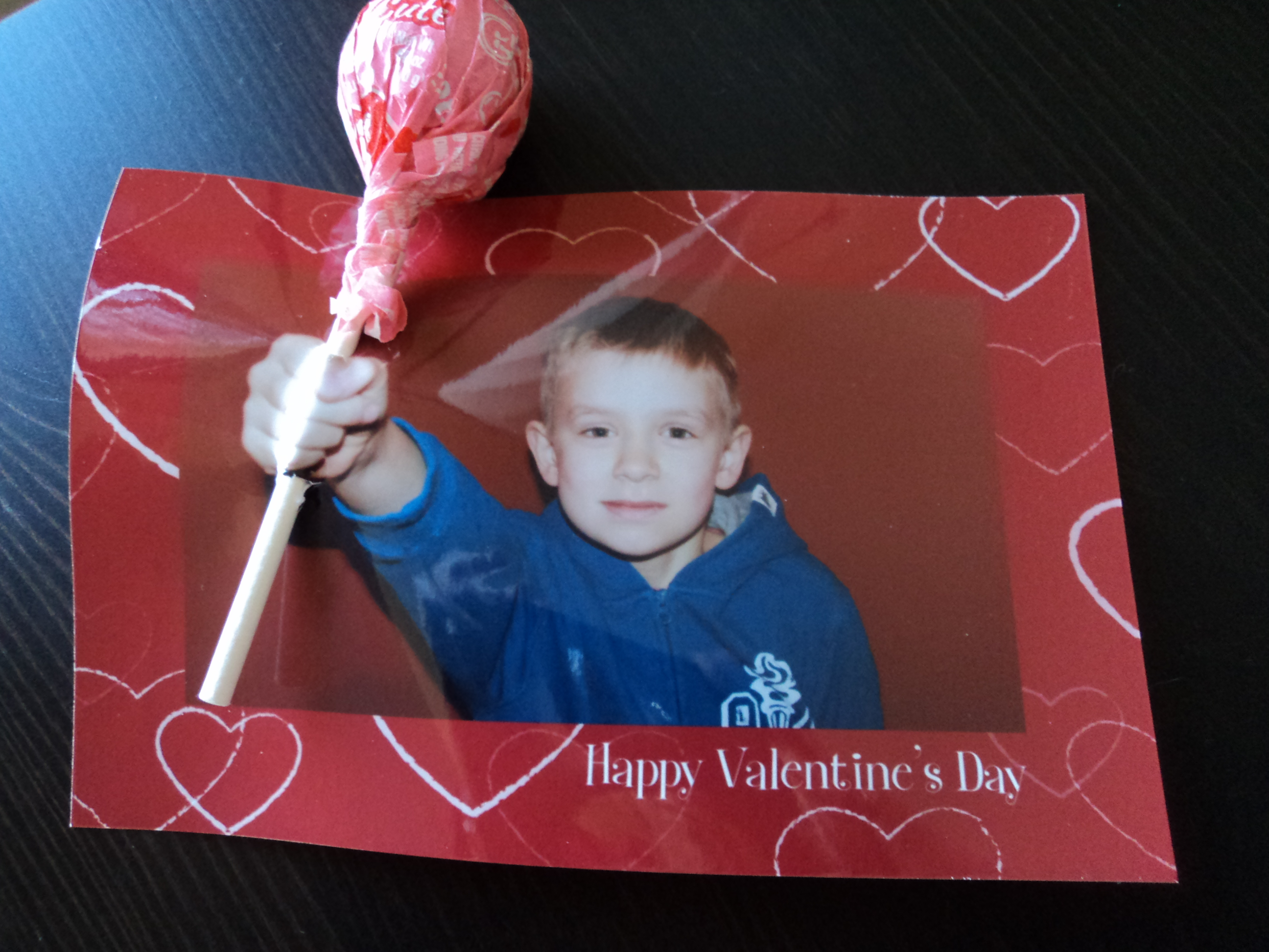 frugal classroom valentine idea