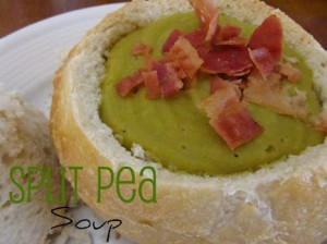 Frugal St. Patrick's Day Recipe: Split Green Pea Soup