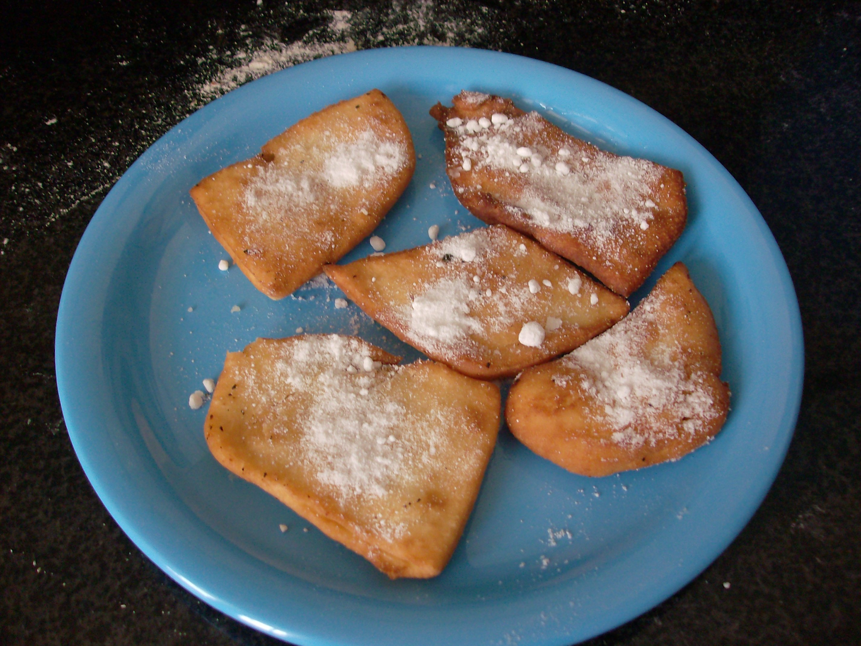 Mardi Gras Recipe: French Beignets