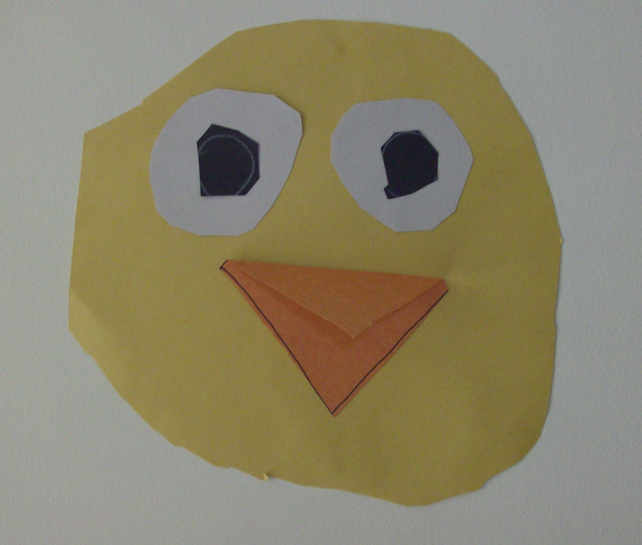 Easter Craft For Preschoolers Spring Chick Mommysavers
