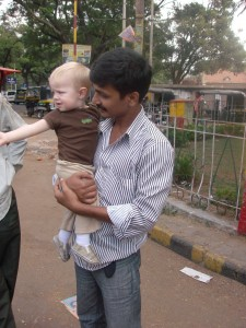 Frugal Foreigner: Baby Wearing