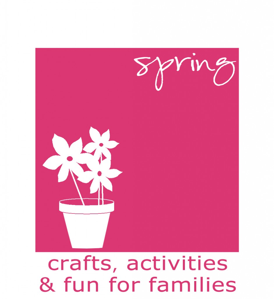 spring crafts ebook cover
