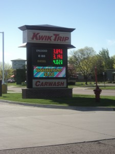 gas prices may 18