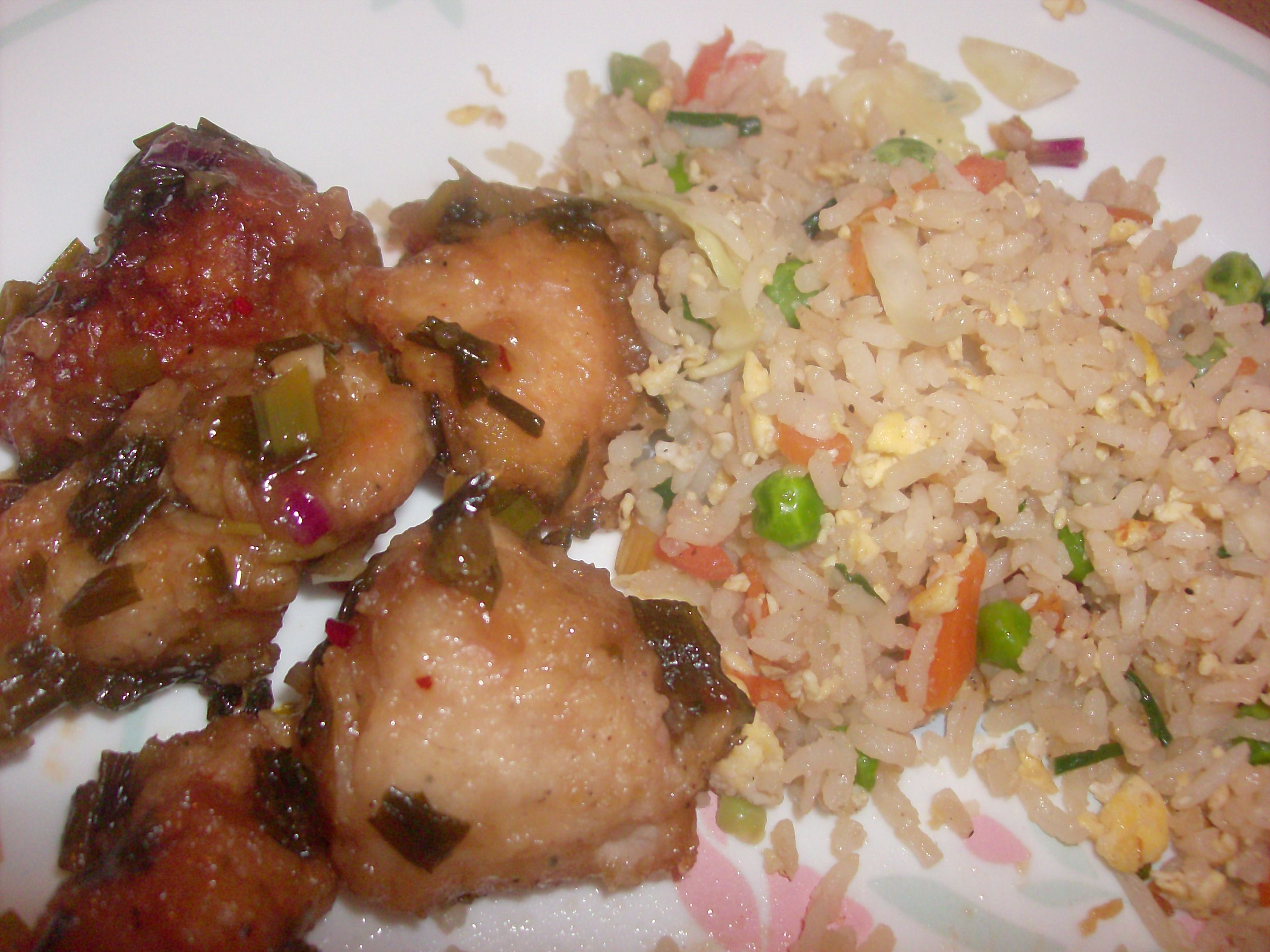 Copycat Recipe: Panda Express Orange Chicken