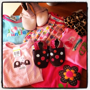 Saving Money on Kids' Clothes