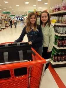 Saving with Sydney:  Couponing at Target