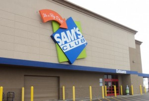 sam's club storefront reader tips