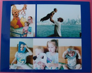 Free Photo Collage & Frugal Father's Day Gift Idea