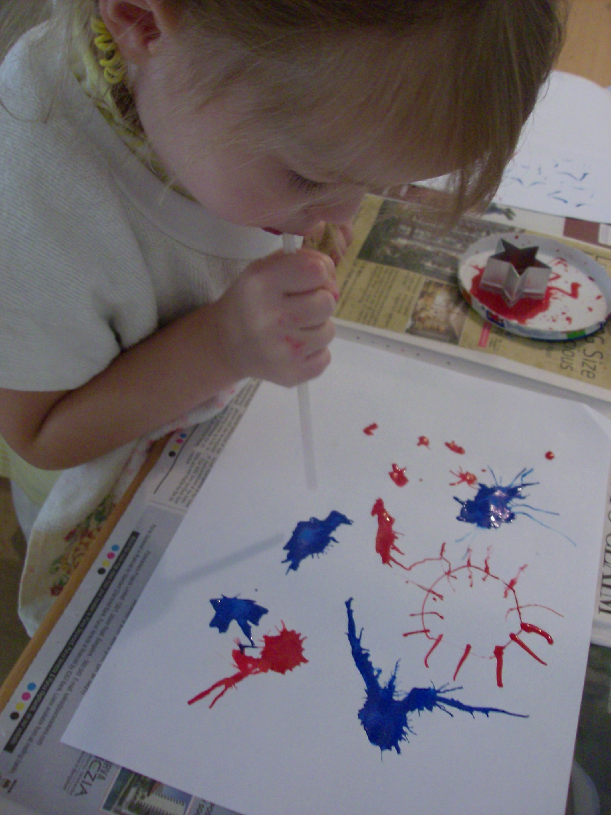 4 Patriotic Kids Crafts For Independence Day Mommysavers