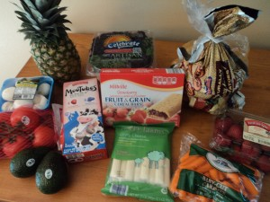 What $20 Buys at Aldi:  Loads of Fresh Fruit and Veggies, No Coupons Required
