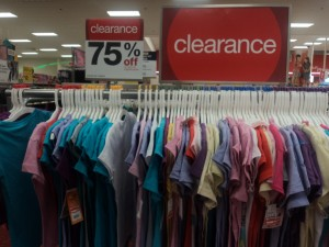 Save Money on Clothing by Gregory Thomas