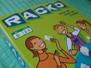 Rack-O for Preschoolers: An Educational Numbers Game