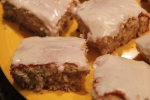 banana bar recipe