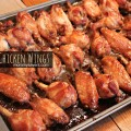 Easy Marinated Chicken Wings Recipe | Mommysavers.com