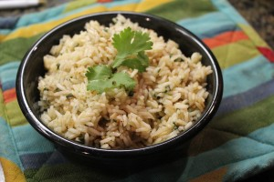 chipotle cilantro lime rice copycat recipe