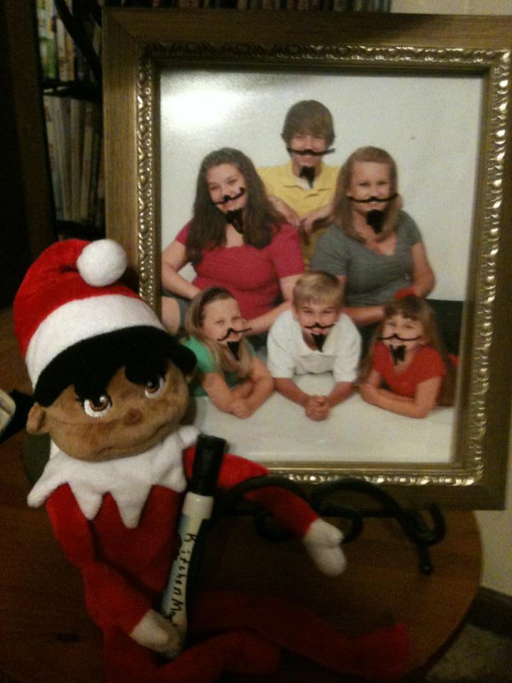 christmas elf on the shelf - Elf On The Shelf Christmas Tradition