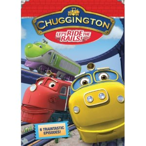Easter Basket Fillers: Save on Chuggington and Wubbzy Easter DVDs