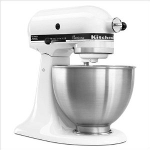KitchenAid Classic Plus 4-1/2-Quart Stand Mixer $159.98 Shipped (Was $269)