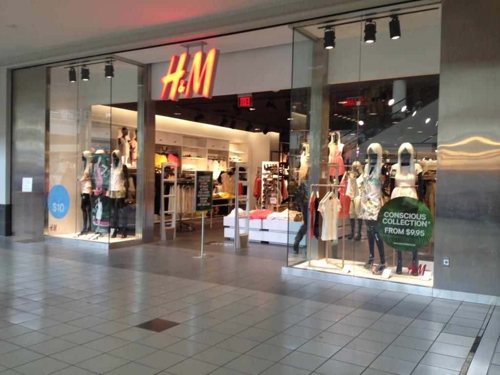 Онлайн Магазин H&M