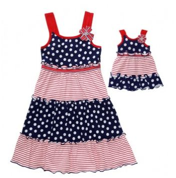 Dollie and Me 4th of July Dresses - Totsy  sc 1 st  Mommysavers & Dollie and Me 4th of July Dresses u2013 Totsy | Mommysavers