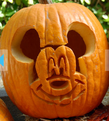 disney pumpkin carving templates mickey mouse