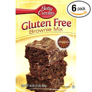Gluten-Free Deals: Betty Crocker Brownie Mix, Udi's, Nature Valley Granola Bars and MORE