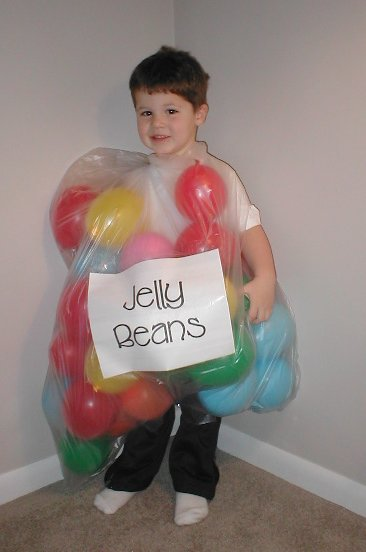 diy halloween costumes jelly beans