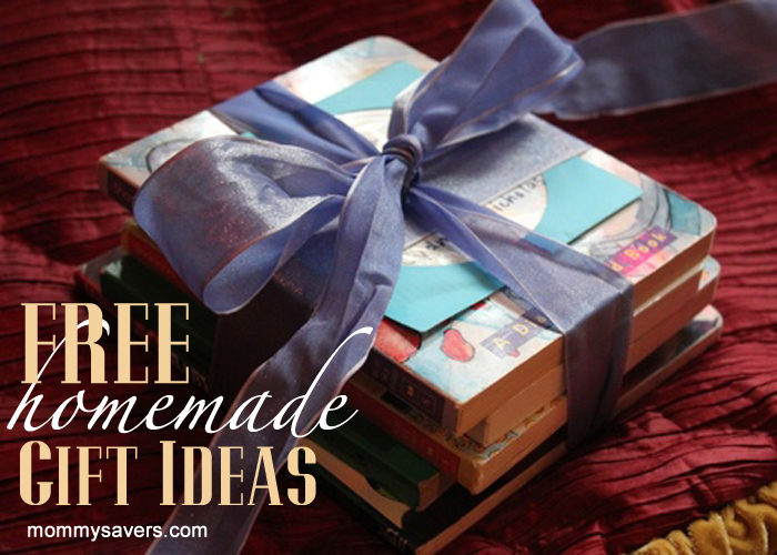free homemade gift ideas