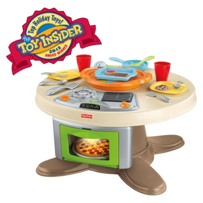 Fisher price servin surprises kitchen table target for Toy kitchen table