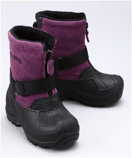 Snow Boots For Kids - Yu Boots