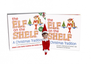 elf on the shelf girl