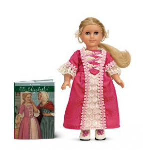 american girl doll mini doll elizabeth