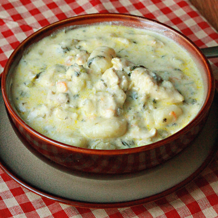 olive garden chicken gnocchi soup recipe