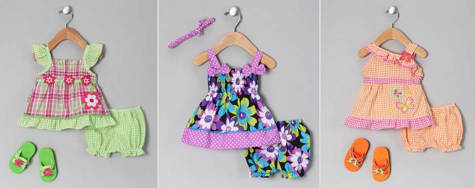 Zulily Clothes For Toddler Girls