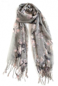 Frugal Fashionista:  Floral Scarf Just $8.95 Shipped