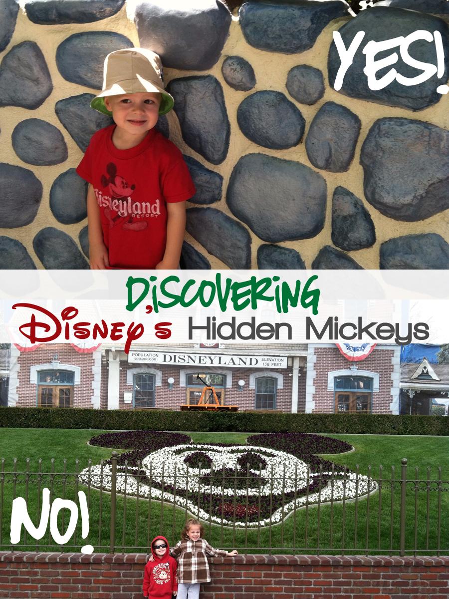 Disney Hidden Mickey