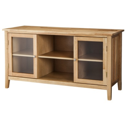 Mission TV Stand Media Cabinet   Target Online Clearance