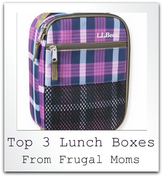 lunch box recommendations