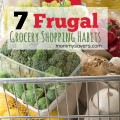7 Frugal Grocery Shopping Habits
